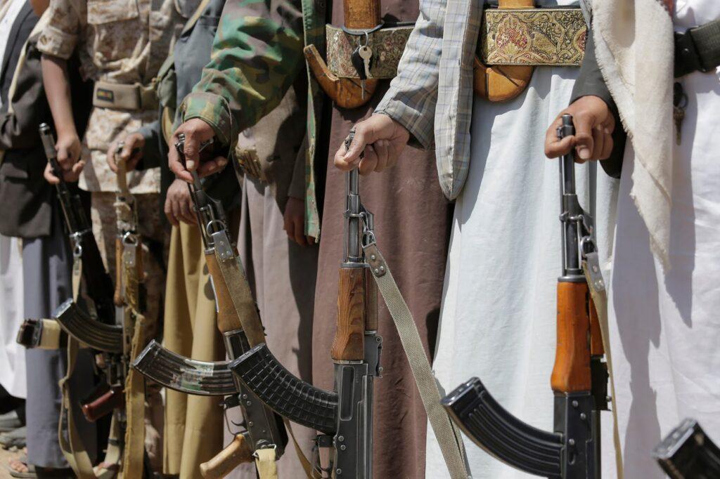 صور الأسلحة الإيرانية التي صادرتها السعودية