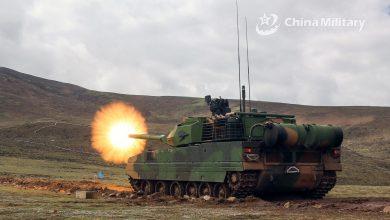 Photo of الصين تنشر أحدث الدبابات الخفيفة الوزن على حدود جبال الهيمالايا مع الهند