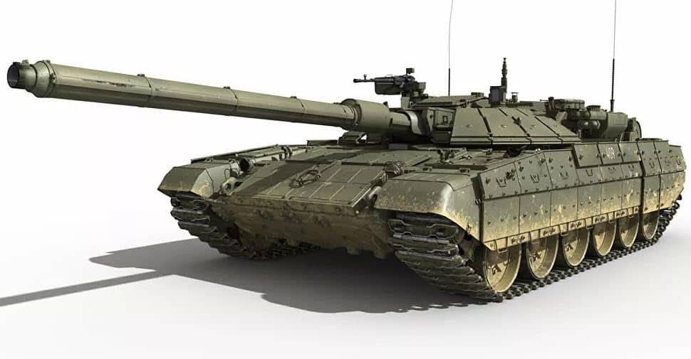 الصين متخوفة من إمتلاك الهند أقوى دبابة روسية .. تعرف مميزاتها