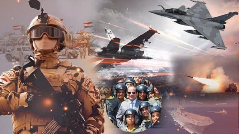 مصر تمتلك أسلحة سرية وتنوع مصادر ترسانتها العسكرية