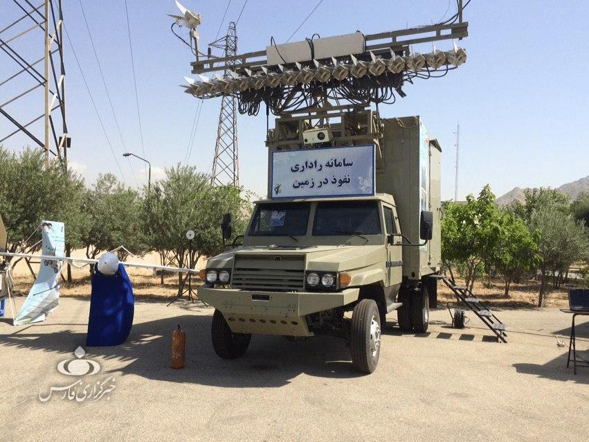 """إيران تكشف عن أربعة أسلحة وصفتها """"بالمذهلة """""""