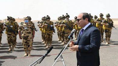 Photo of السيسي يحدد 5 نقاط حاسمة تحدد سياسة مصر في ليبيا