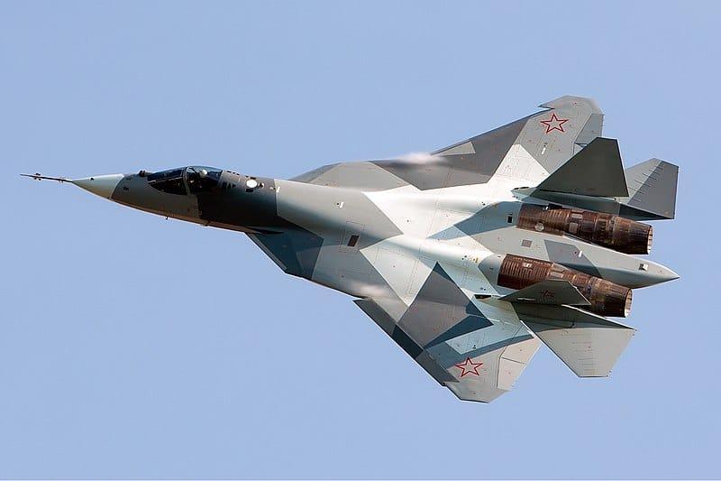 """مقاتلة """"سو-57"""" ستحصل على أسلحة جديدة متطورة"""