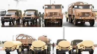 Photo of الجزائر تقدم دعم عسكري لمالي (شاحنات ومركبات عسكرية)