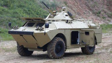 Photo of BRDM-2MB مركبة استطلاع روسية مدرعة ومطورة وهذه مميزاتها
