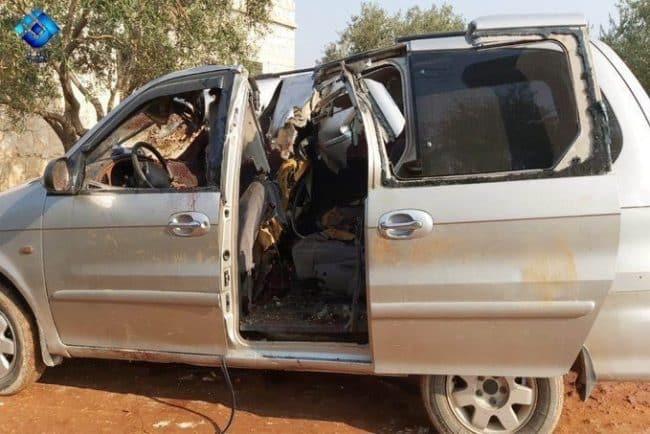 أمريكا تستخدم قنبلة سرية لإغتيال قادة القاعدة بسوريا..فيديو