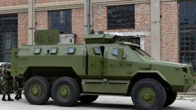 Photo of M-20 MRAP مركبة مدرعة صربية جديدة وهذه مواصفاتها..صور