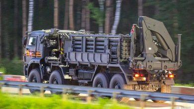 Photo of الكشف عن نظام هندسة التعدين عن بعد ISDM الروسي في موكب النصر في موسكو