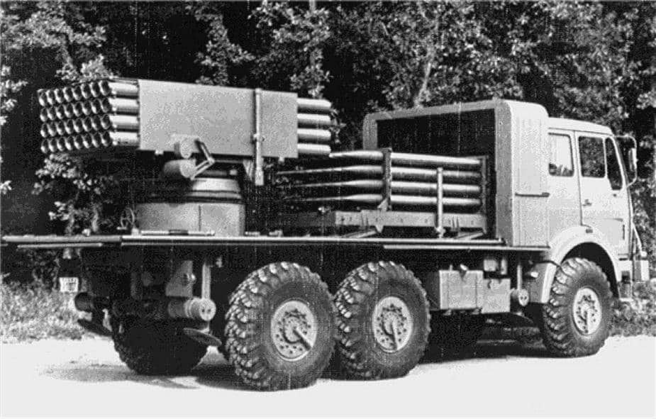 الجيش الصربي يتسلم أنظمة Oganj الصاروخية الجديدة