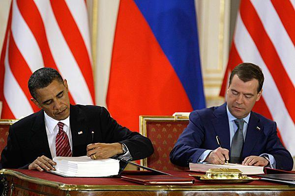 """أمريكا تلمح لإنسحابها من معاهدة """"ستارت""""وتسعى لضم الصين إليها"""