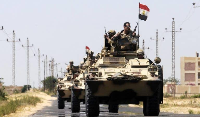 جيش مصر قادر على حماية أمنها داخل الحدود وخارجها