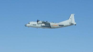 Photo of مقاتلة يابانية تعترض طائرة مراقبة صينية في أجوائها