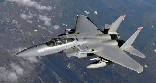 بوينج تنشر فيديو يوضح كيف يتم رسم مقاتلة F-15QA المخصصة لقطر والإمارات