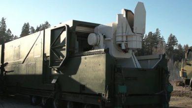 Photo of تعرف على نظام أسلحة الليزر الروسي Peresvet لإسقاط الطائرات المسيرة