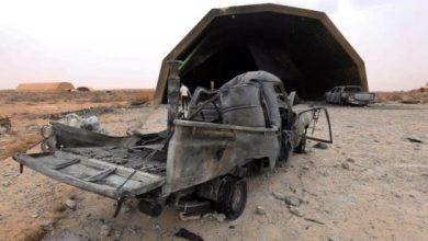Photo of الكشف عن حصيلة عملية استهداف قاعدة الوطية
