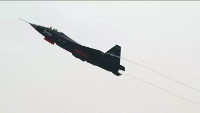 "Photo of عندما تصعد ""جيه-31"" إلى السماء يمكن أن تهبط ""إف-35"" !!"