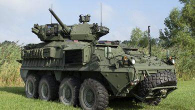 Photo of الجيش الامريكي يمضي بتطوير برنامج مدافع سترايكر لمصفحاته