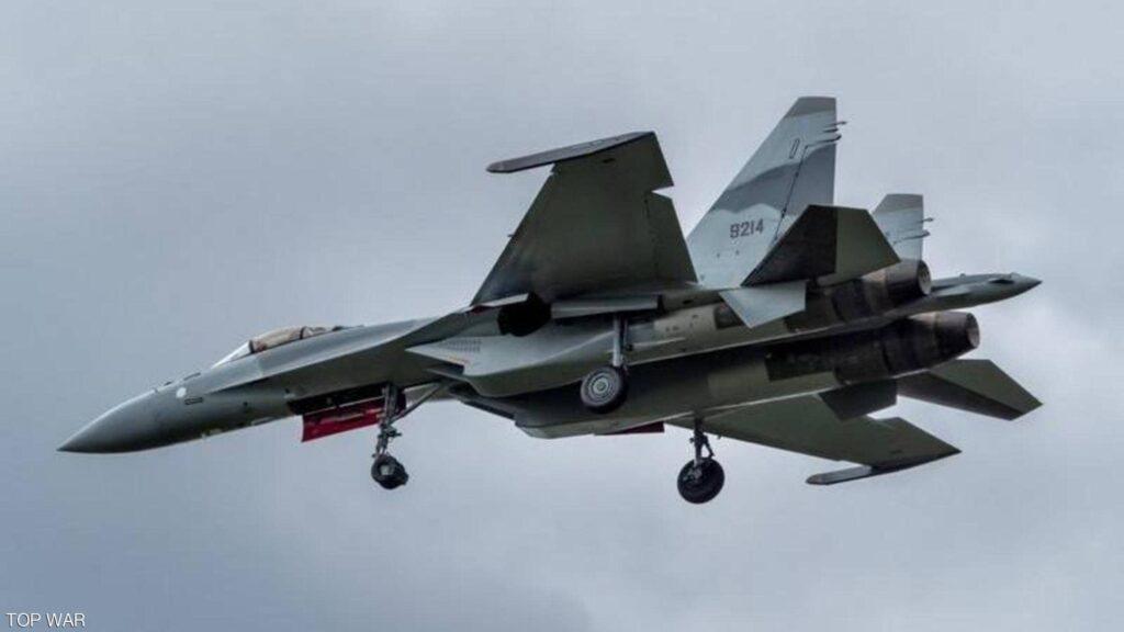 تجهيز الدفعة الأولى لمقاتلات سوخوي 35 إلى مصر