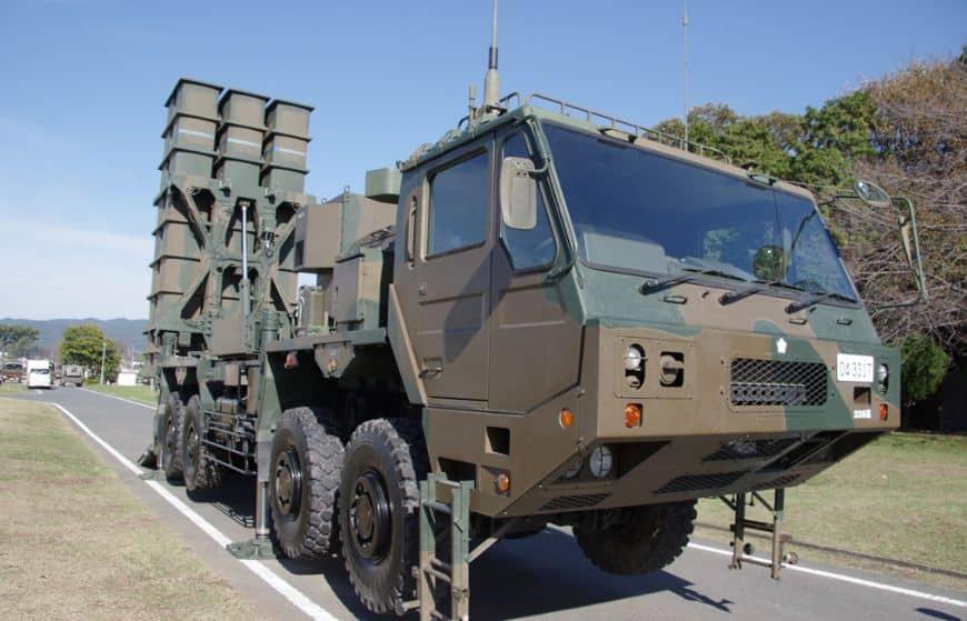 نظام دفاع جوي ياباني يتفوق على باتريوت الأمريكي