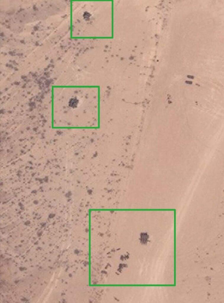 هل دمر سلاح الجو المصري منظومات الدفاع التركية في قاعدة الوطية ؟