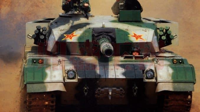 من هي الدولة التي تتفوق على أمريكا من حيث عدد الدبابات فيها ؟