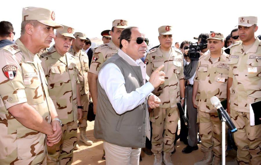 البرلمان المصري يوافق بالإجماع على نشر قوات مصرية بمهام قتالية خارج حدود مصر
