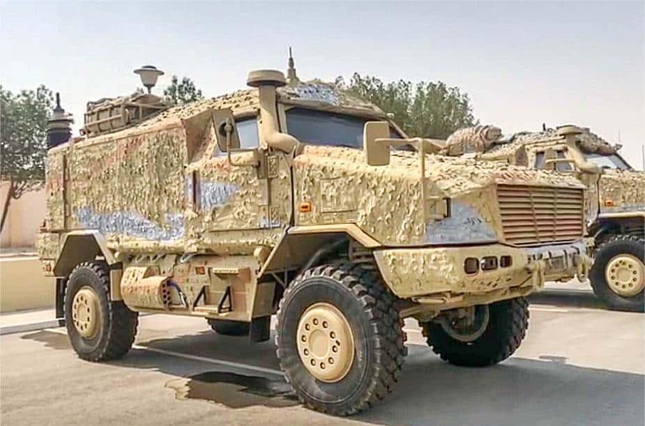 قطر واحدة من أكثر القوات العسكرية تجهيزا تجهيزا في الشرق الأوسط