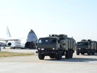 تركيا قد تنشر منظومة S400 الروسية في ليبيا