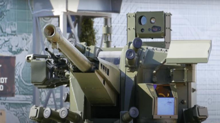 روسيا تزود سفنها الحربية بمدافع رشاشة حديثة وموجهة عن بعد
