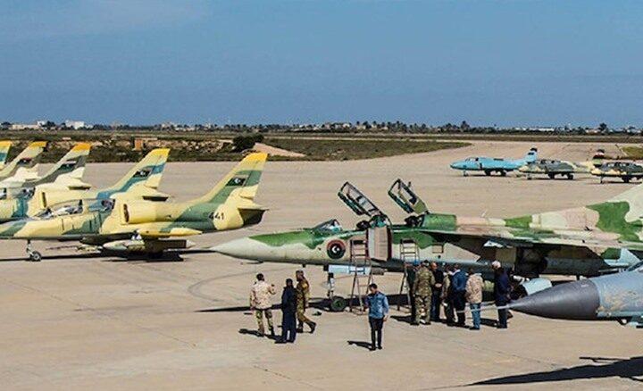 قاعده الجفره الجويه ما اهميتها لاطراف النزاع في ليبيا؟