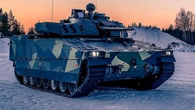 Photo of مميزات المدرعة المحدثة CV90 MkIV
