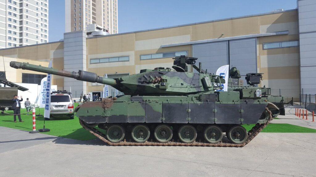 الجيش التركي يتزود بدبابات قتالية رئيسية محدثة ..تعرف أبرز تحديثاتها