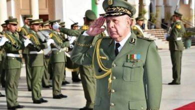 Photo of تثبيت شنقريحة في منصب رئيس أركان الجيش الجزائري