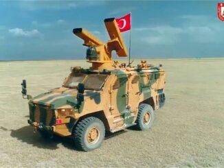 نظام صواريخ الدفاع الجوي SUNGUR قريبا في الخدمة