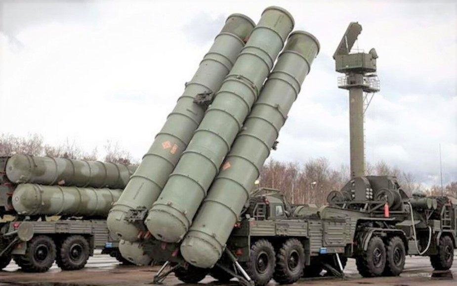 تختبر تركيا صواريخ S-400 لتتبع طائرات F-22 و F-35