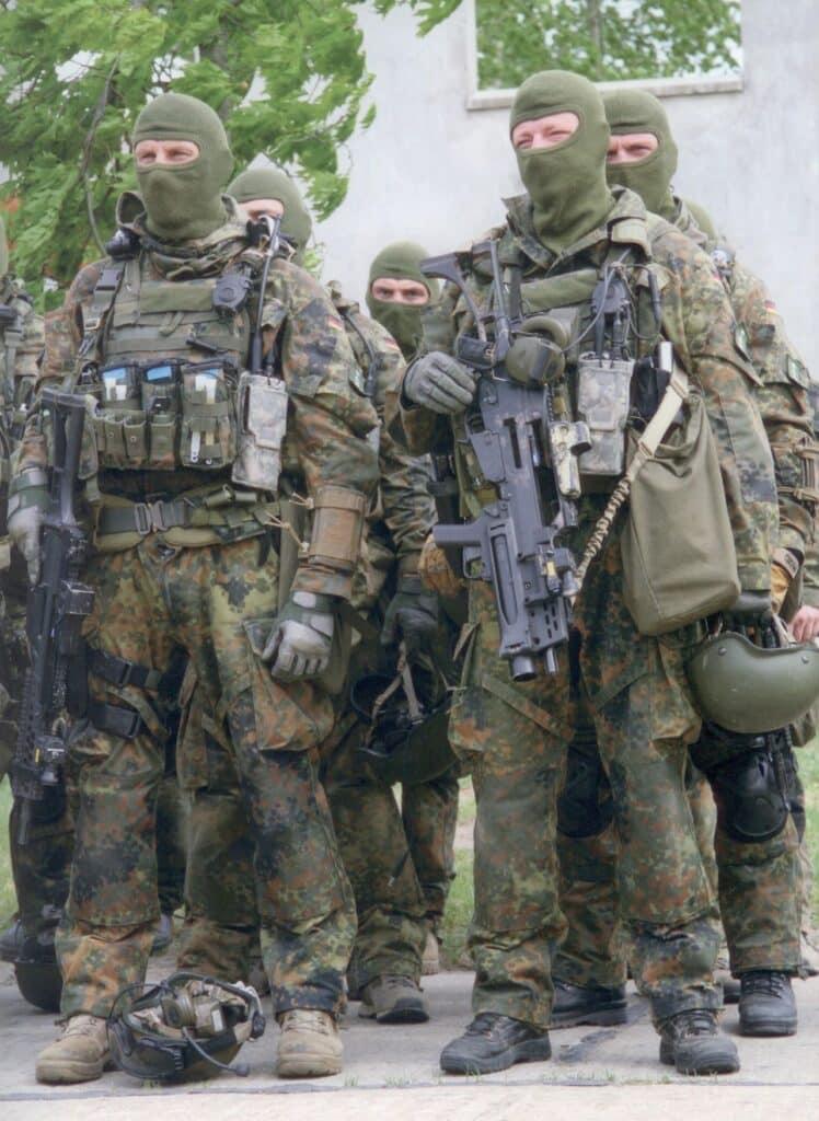 """وزارة الدفاع الألمانية تحل وحدة خاصة لقوات النخبة """"KSK""""...بسبب التطرف"""