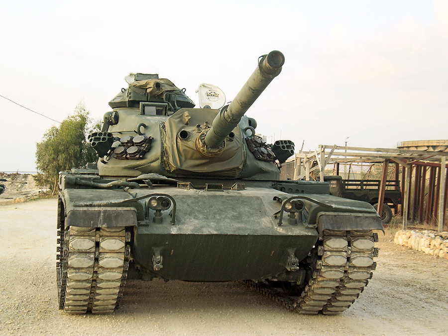 الجيش التركي يتزود بدبابات قتالية رئيسية محدثة