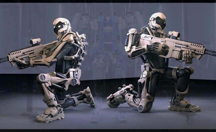 Photo of قريبا سوف يتكون جيش كوريا الجنوبية من الروبوتات