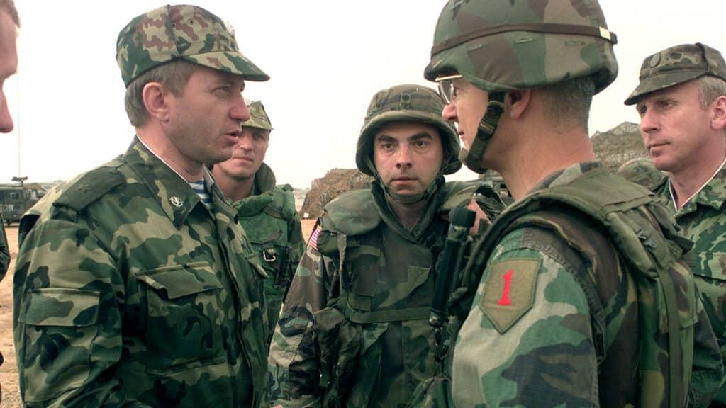 روسيا تنشر دبابات على حدود روسيا البيضاء وسط تصعيد غير مسبوق للتوترات