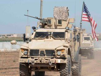 إستهداف رتلا عسكريا أمريكيا جنوب العراق بعبوة ناسفة وإيقاع خسائر