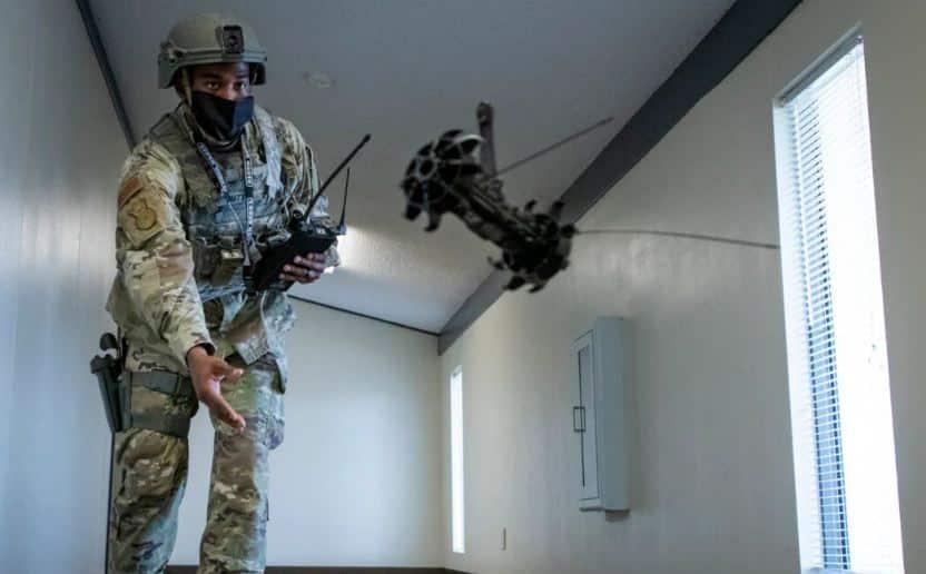الجيش الأمريكي يستخدم الروبوتات النانوية لحماية أمن قواعده