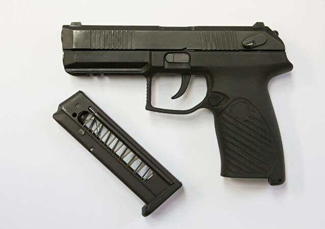 روسيا تكشف عن مسدس بولوز نصف أوتوماتيكي جديد عيار 9x19 ملم