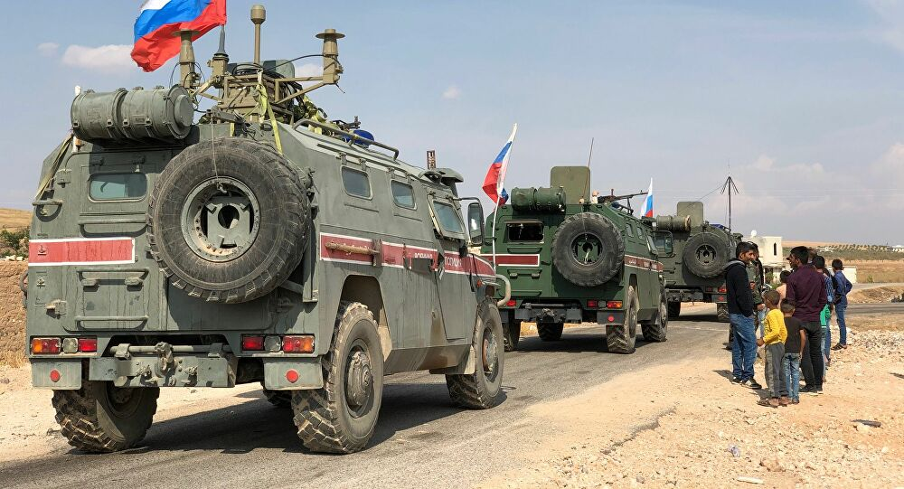 إصابة جنود أمريكيون بحادث تصادم مع مركبات روسية في سوريا