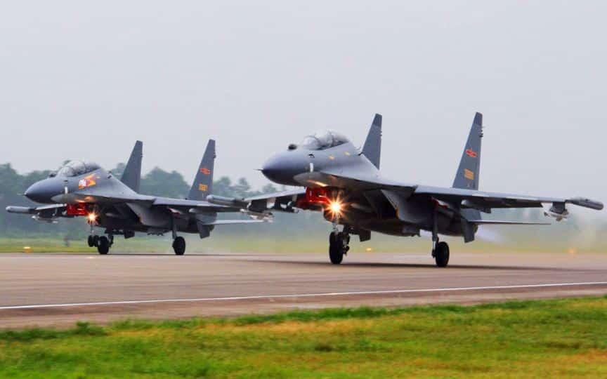 J-16 مقاتلة هجومية صينية بمحركين لا يمكن الإستغناء عنها