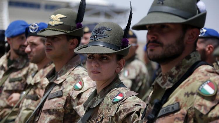 إيطاليا تبحث عن مكان لها في جنوب ليبيا