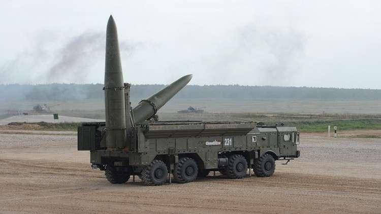روسيا تخطط لاستخدام صاروخ إسكندر  للدفاع الساحلي