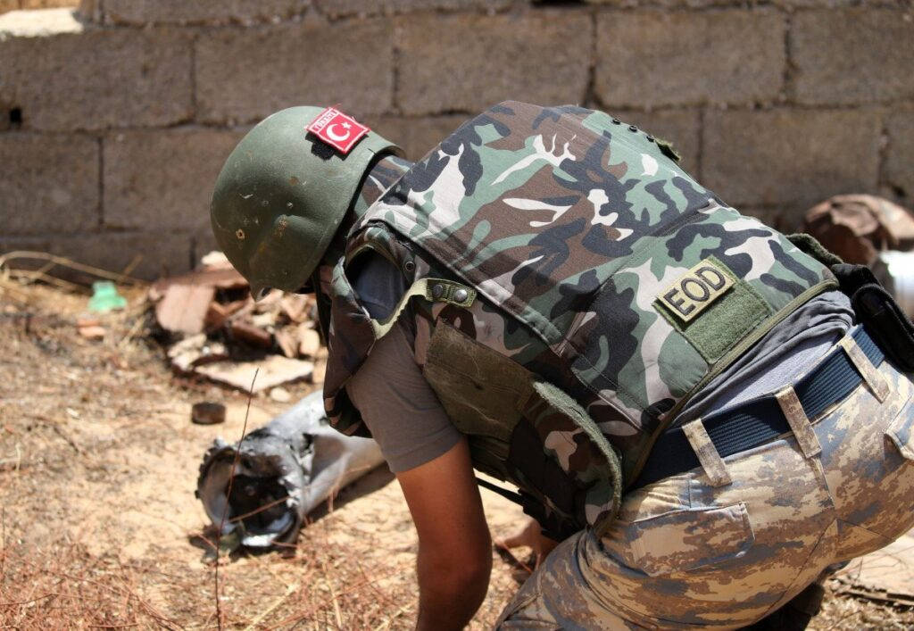 الوفاق تطرد عسكريين إيطاليين من مصراته وإيطالة غاضبة