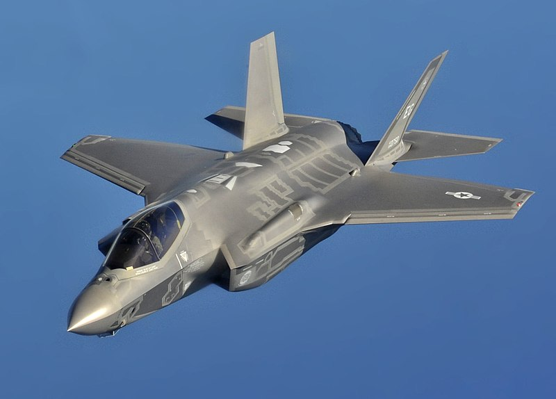 أمريكا تدرس بيع مقاتلات F35 للإمارات في اتفاق جانبي
