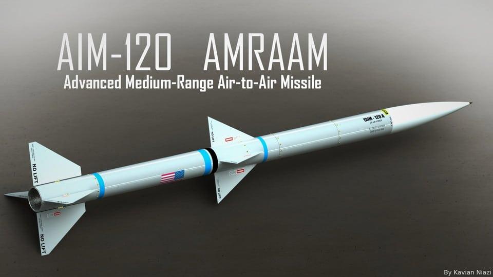 الولايات المتحدة تبيع صواريخ AMRAAM المتطورة لليابان