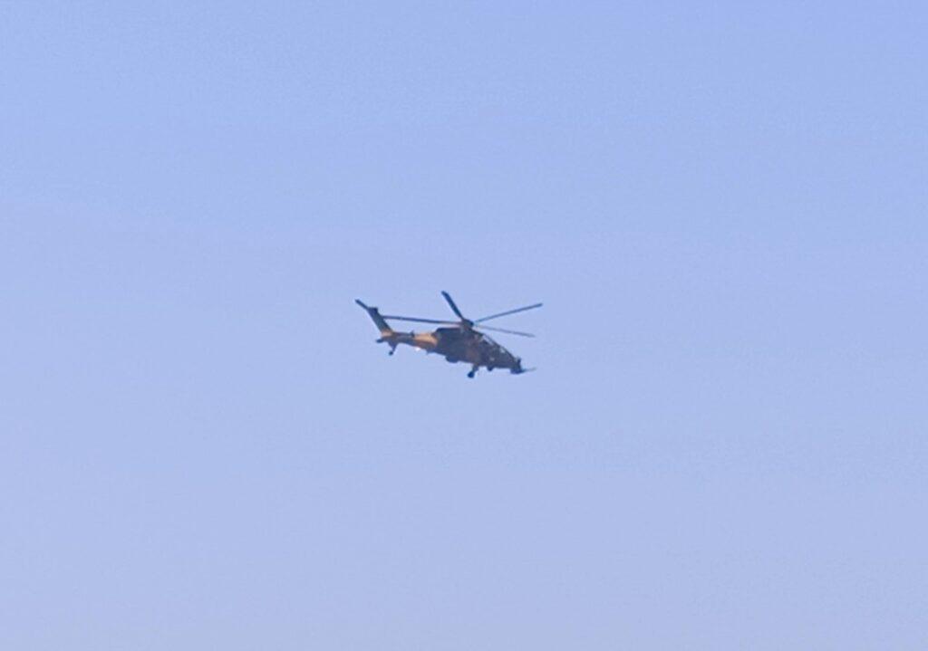 """طائرات هليكوبتر تركية """"تضايق"""" مروحية يونانية وتصاعد التوتر"""